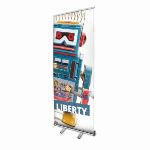 Roll Up banner - Liberty