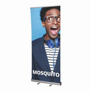 Roll Up banner - Mosquito